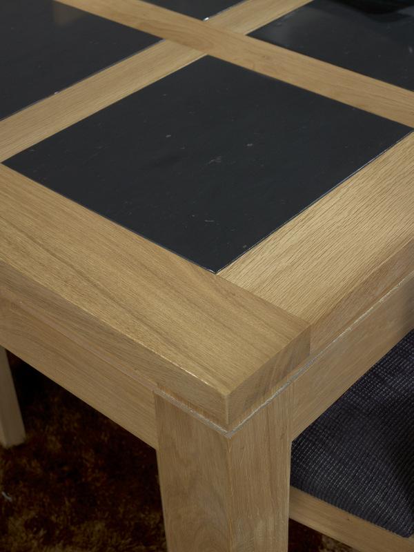 Meuble contemporain bois massif collection neova meuble for Meuble contemporain bois