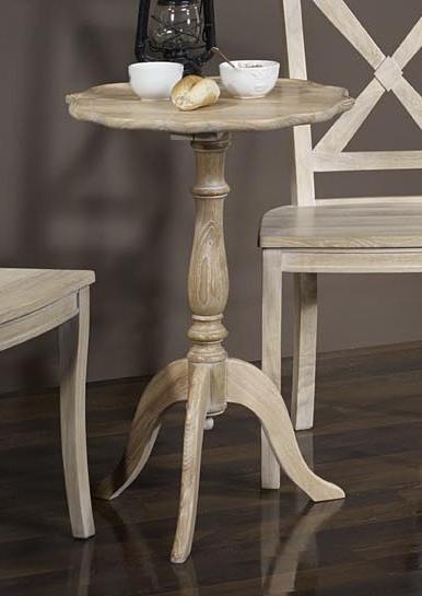 gu ridon rond en ch ne massif de style louis philippe meuble en ch ne. Black Bedroom Furniture Sets. Home Design Ideas
