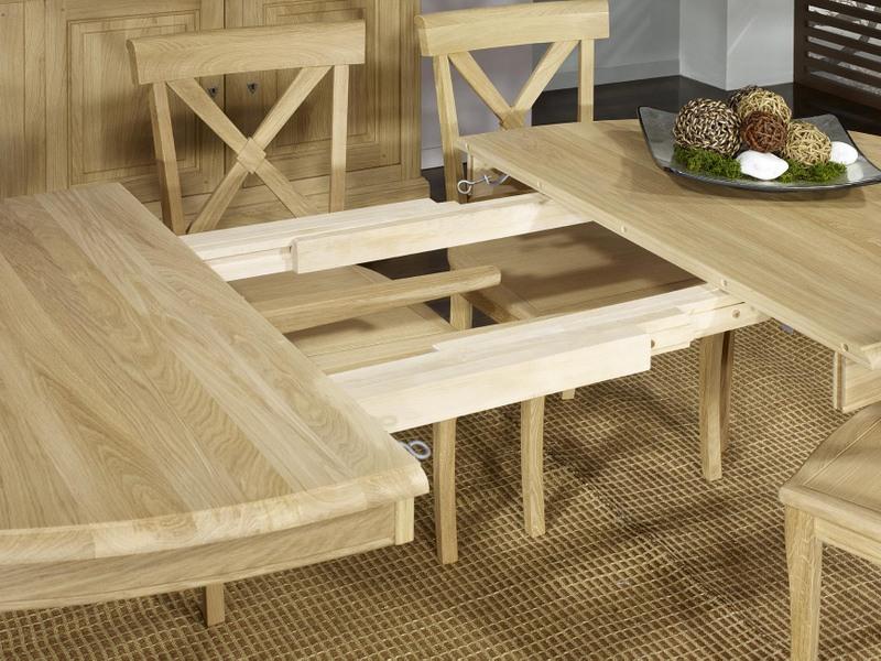 Table Ovale 170 110 En Chene Massif De Style Louis Philippe 5