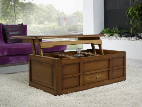 table bar en ch ne de style louis philippe meuble en ch ne. Black Bedroom Furniture Sets. Home Design Ideas