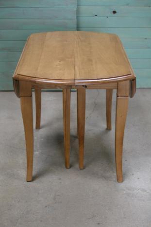 table ronde volets diametre 110 en ch ne massif de style louis philippe 5 allonges de 40 cm. Black Bedroom Furniture Sets. Home Design Ideas