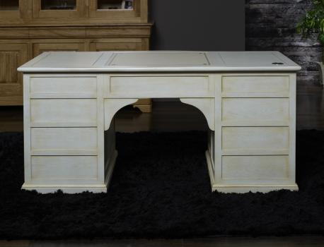 bureau ministre en ch ne de style louis philippe special. Black Bedroom Furniture Sets. Home Design Ideas